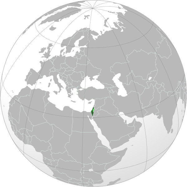 600px-Israel orthographic projection
