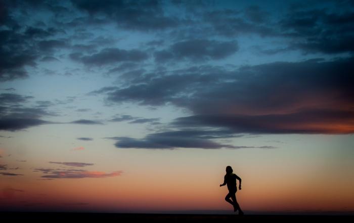 Spain, running