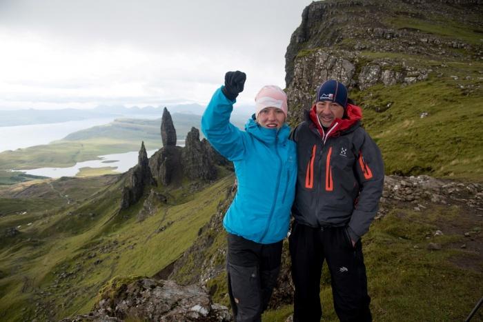 Шотландия 2015 (Чемпионат Мира + видео + фото тур)